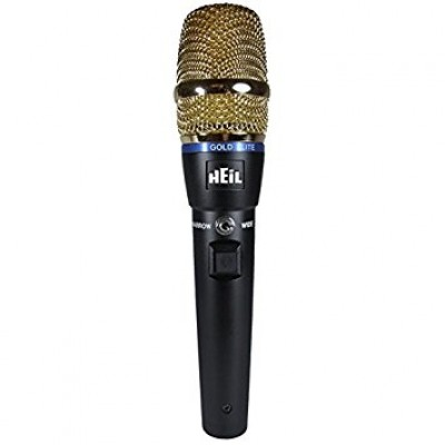 Heil Sound Gold Elite High performance microphone